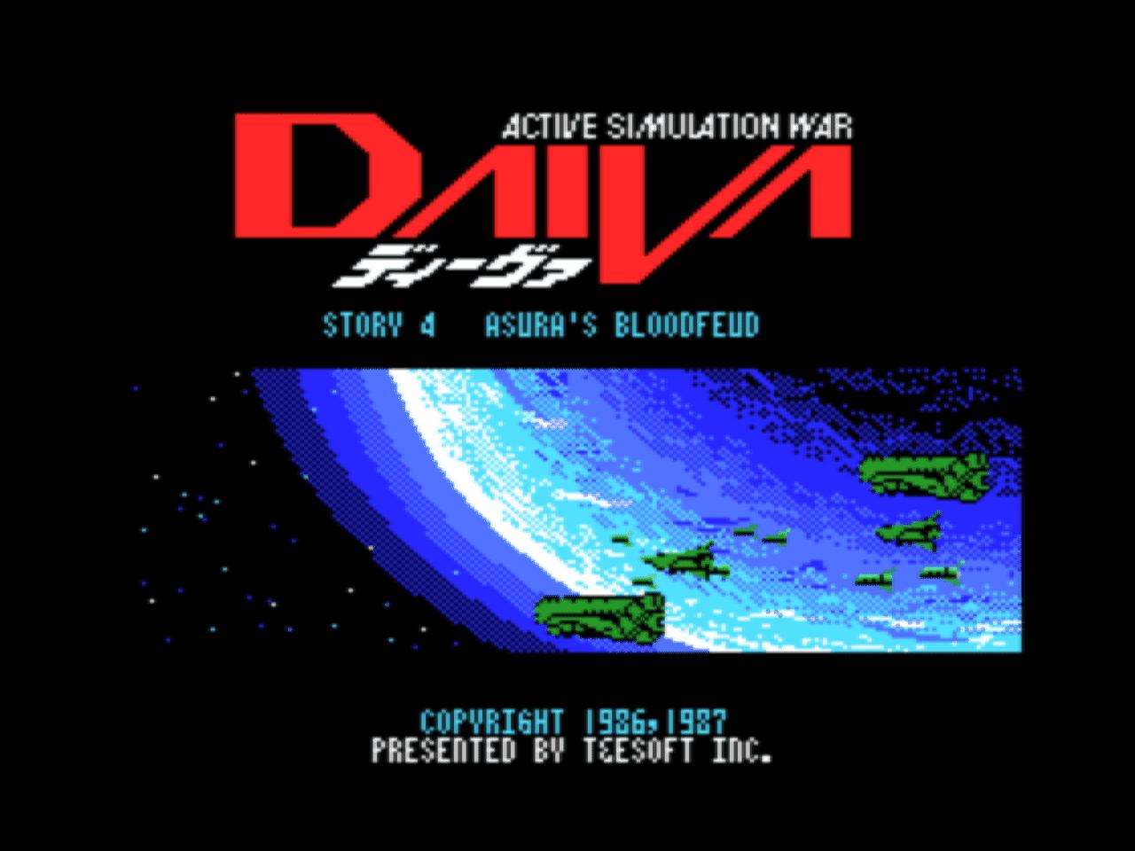 Daiva Story 4 - Asura's Bloodfeud