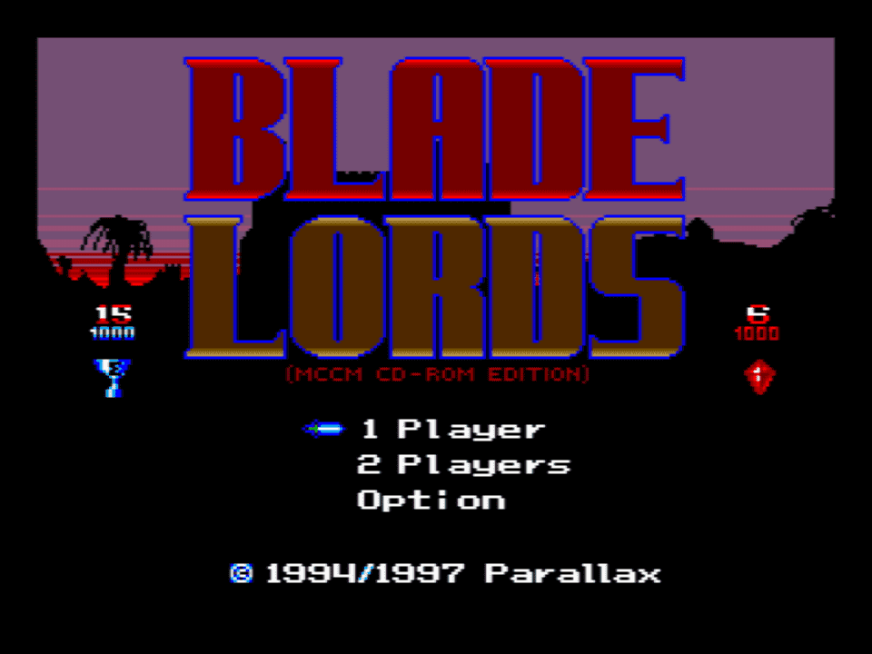 Blade Lords