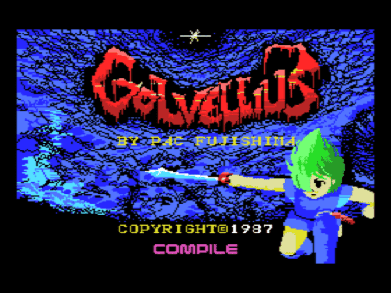 Devil Golvellius