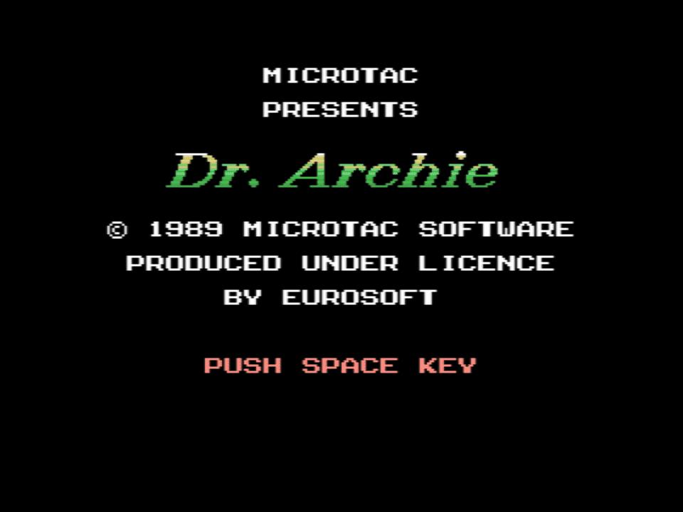 Dr. Archie