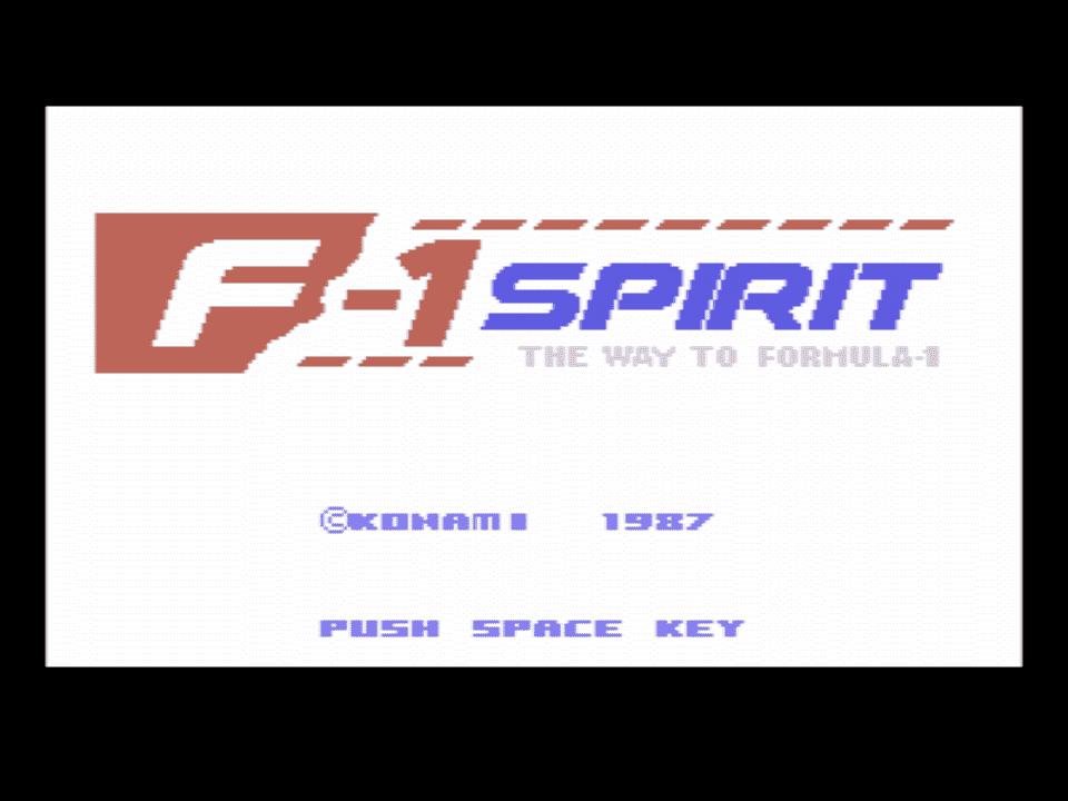 F-1 Spirit