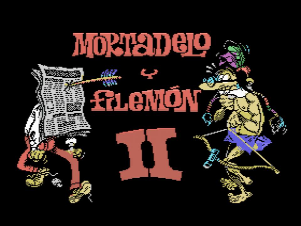 Mortadelo y Filemón II - Safari callejero