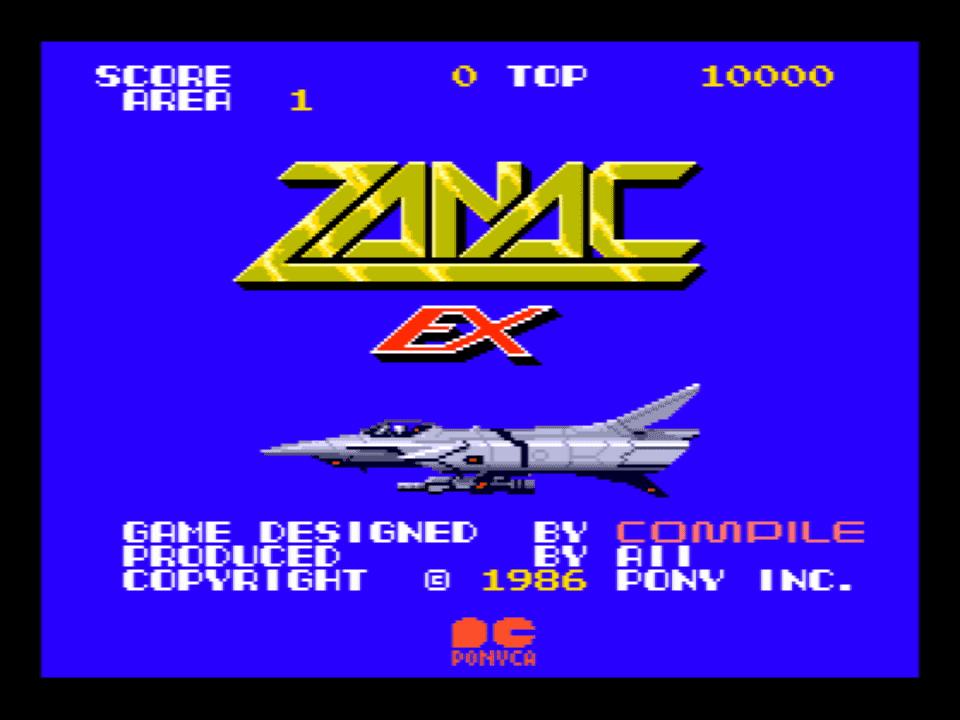 Zanac-Ex