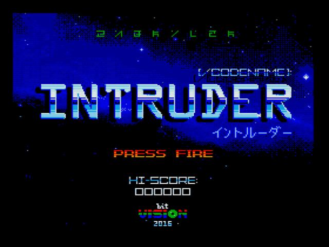 Codename: INTRUDER