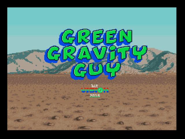 Green Gravity Guy (GGG)